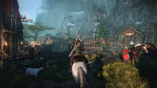 PAX East 2015 - The Witcher 3: Wild Hunt