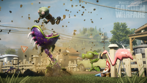 Plants vs zombies: Garden warfare đổ bộ PC ngày 24.6