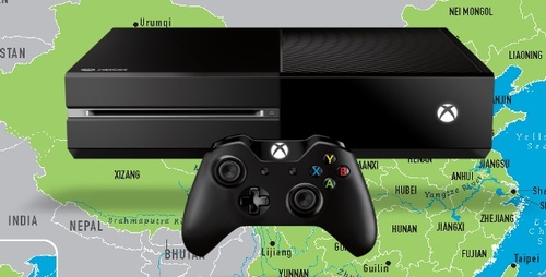 Xbox One in China