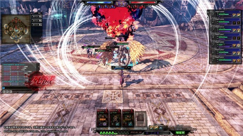 Lord of Vermillion: Arena - game MOBA đến từ Square Enix