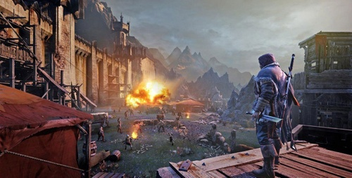Middle-earth: Shadow of Mordor - Trung Địa dậy sóng