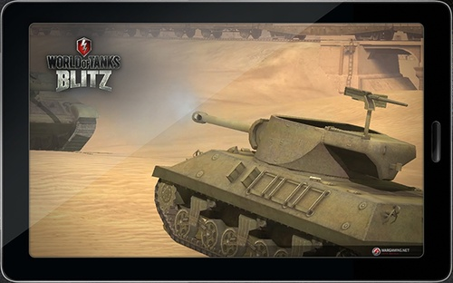 Wargaming ra mắt game di động World of tanks blitz