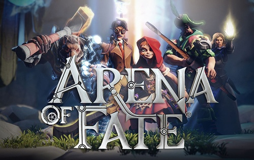 Game MOBA Arena of fate tung trailer gameplay