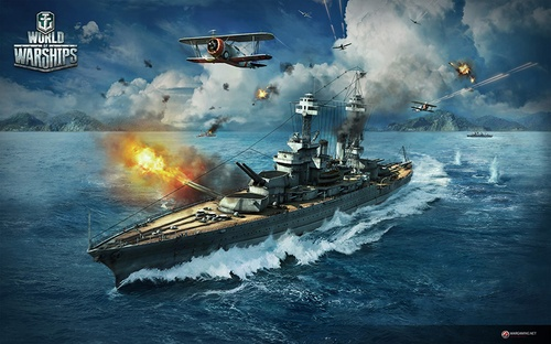 World of Warships mở Closed Beta, tặng code trải nghiệm game
