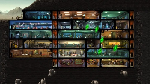 Fallout Shelter: bán