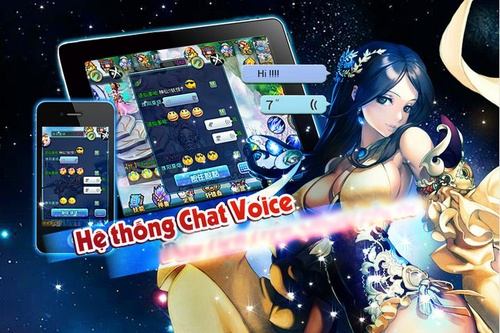 King Online 2 - Chat Voice
