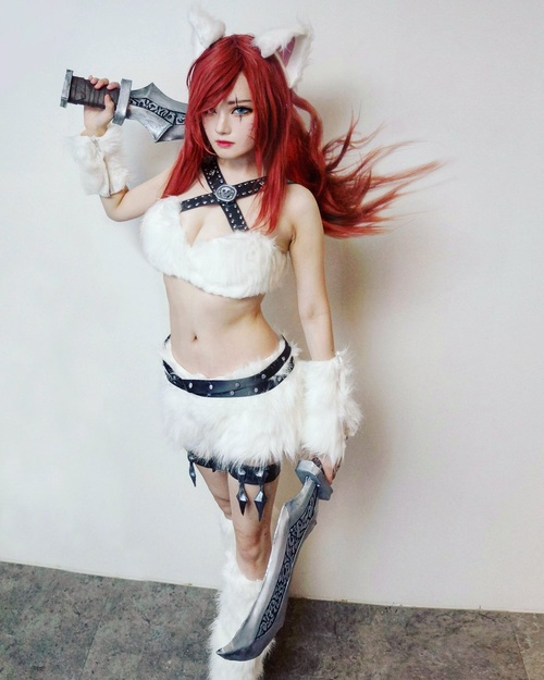 cosplay LMHT