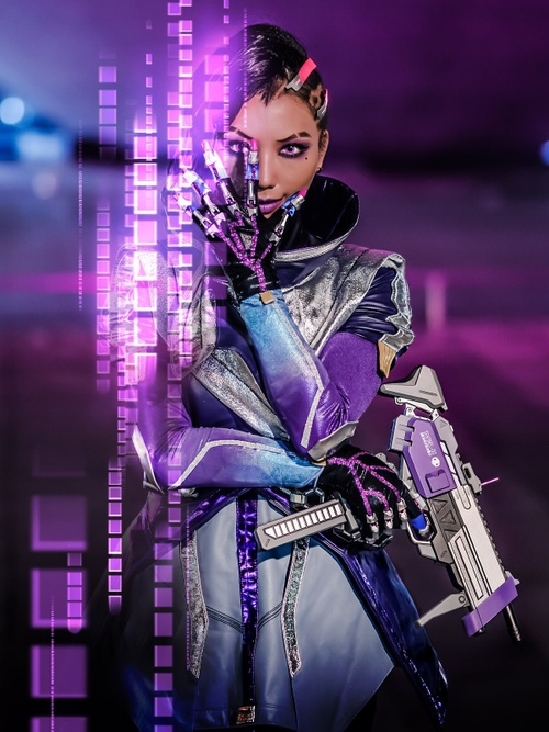 Cosplay Sombra của Pion