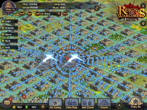 reign of warlords