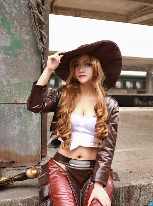 Cosplay Miss Fortune