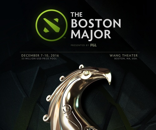 Dota 2: PGL tổ chức giải The Boston Major 2016