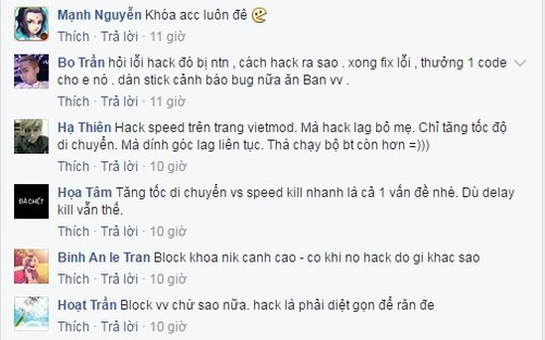Tool hack 'náo loạn' trong WoW Mobile