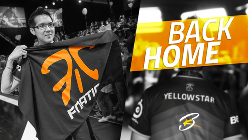 YellowStar về Fnatic