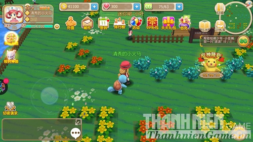 Game mobile Pokemon Remake thử nghiệm tại Trung Quốc