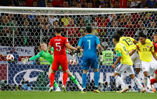 Colombia vs Anh - ảnh 1