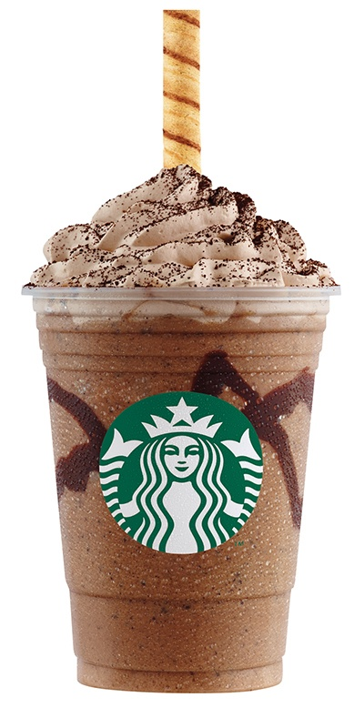 Double Chocolate Green Tea Frappuccino®