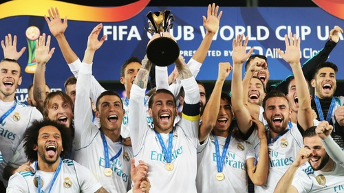 Image result for fifa club world cup 2018