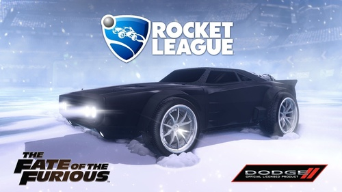 Rocket League ra mắt DLC 'ăn theo' phim The Fate of the Furious - ảnh 1