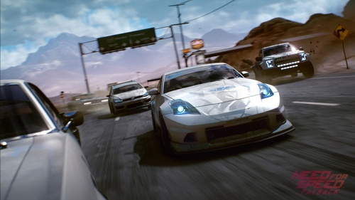 Ghost Games tung trailer công bố game Need for Speed mới - ảnh 2