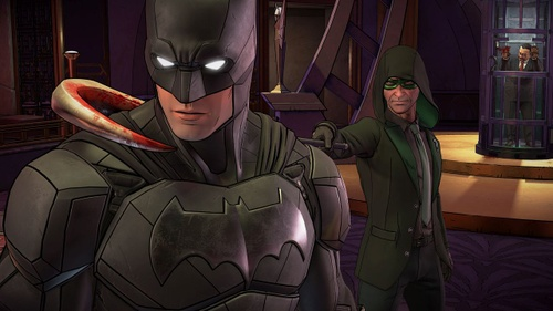 Batman: The Enemy Within tung trailer ra mắt Episode 2 - ảnh 1