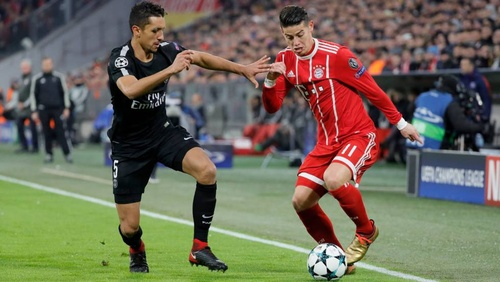 Real Madrid hãy coi chừng James Rodriguez - ảnh 1