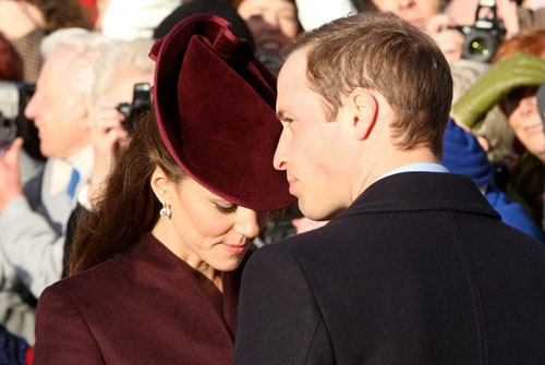 Catherine Middleton, vợ của hoàng tử William