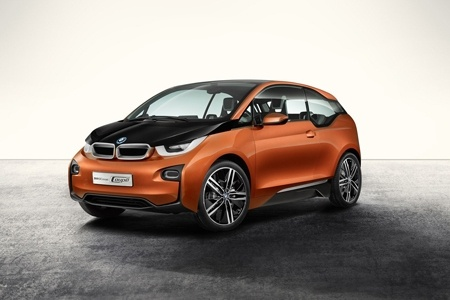 BMW i3 Coupe Concept lộ diện