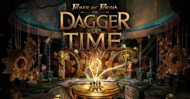 Xuất hiện trailer mới của Prince of Persia: The Dagger of Time