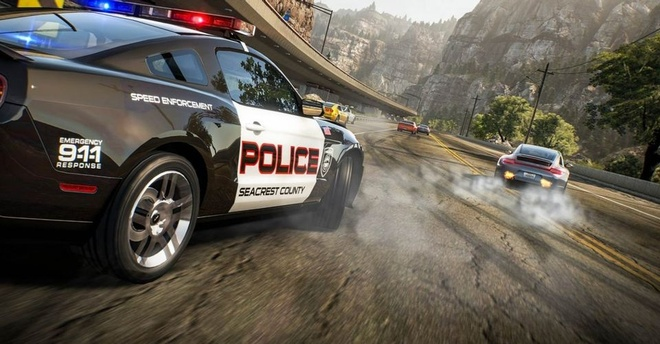 Need for Speed: Hot Pursuit Remastered tung trailer công bố ngày phát hành