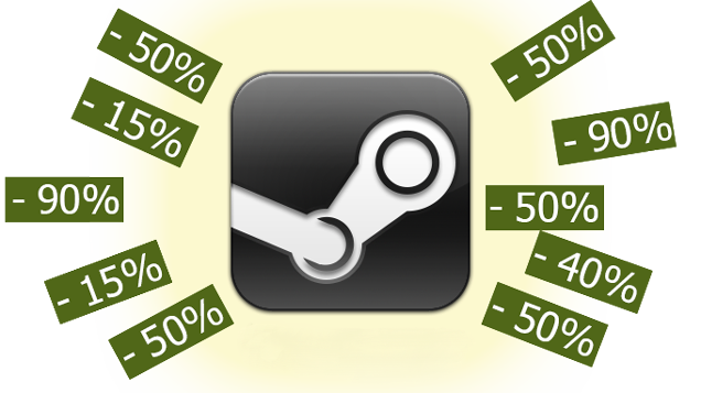 Steam cán mốc 30.000 Game