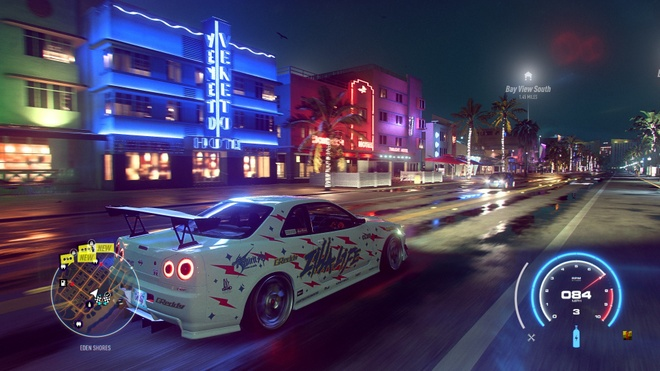 Need for Speed Heat tung trailer 'nóng bỏng tay'