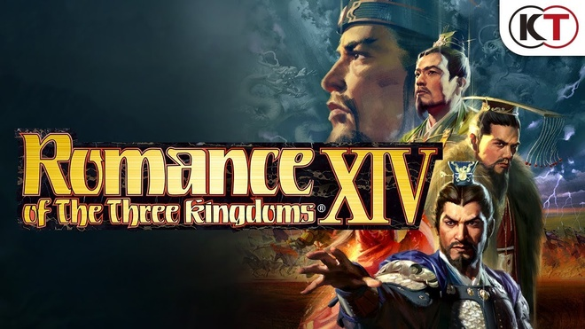 Romance Of The Three Kingdoms XIV ra mắt trailer mới