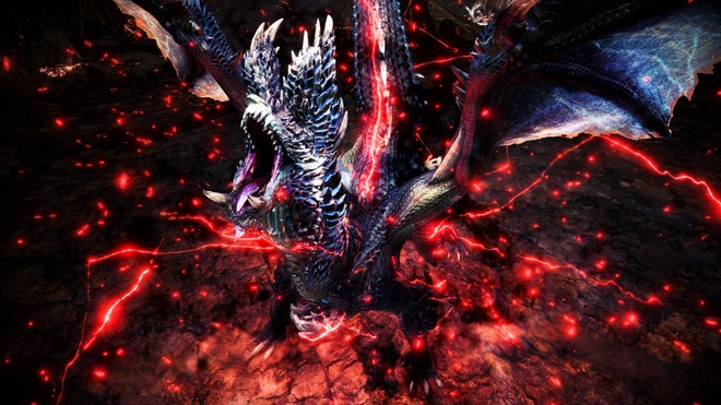 "'Boss khủng"" Alatreon xuất hiện trong Monster Hunter World"