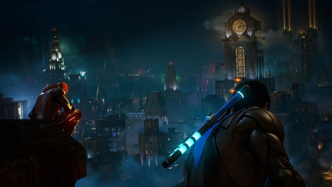 Gotham Knights will have optimized gameplay for the Co-op mode