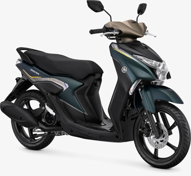Brand new Yamaha scooter at a price of 27.5 million dong, Honda Vision competition - photo 2