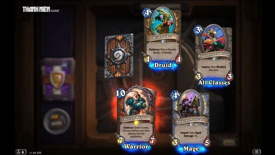 Video: Game thủ Việt mở gần 100 pack Hearthstone: The Grand Tournament