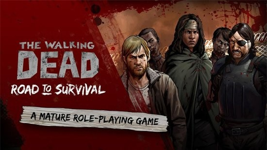 The Walking Dead: Road to Survival miễn phí cho điện thoại