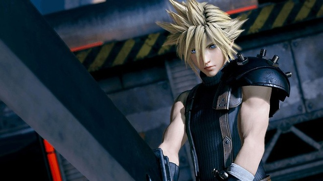 Final Fantasy VII Remake sử dụng engine Unreal 4
