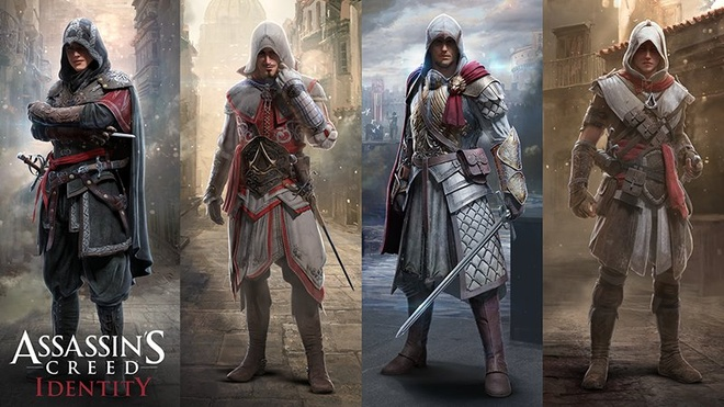 Assassin's Creed Identity - Game Assassin's Creed mới dành cho di động