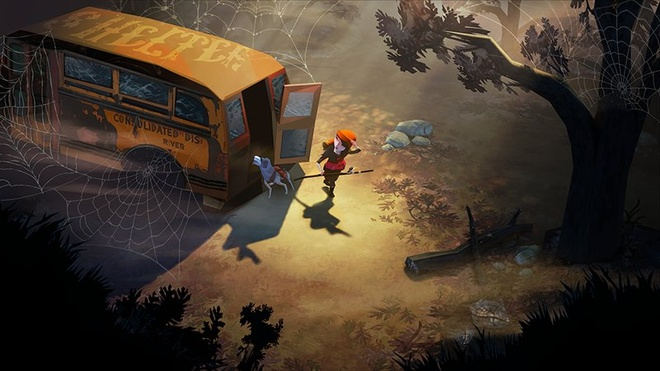 Game sinh tồn độc đáo The Flame in the Flood đổ bộ PC