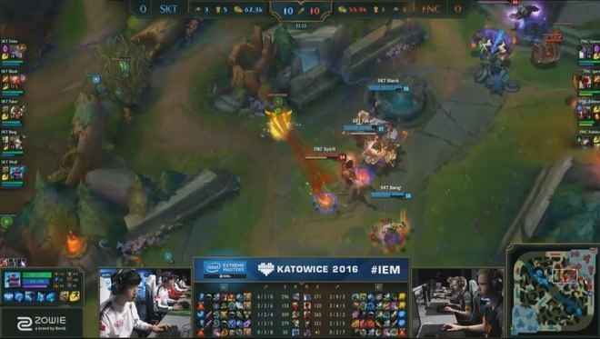 Video LMHT: Cách Faker khắc chế Lee Sin inSec
