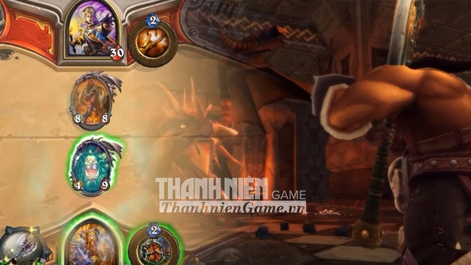 Blizzard ra mắt game mới Hearthstone: The MMO