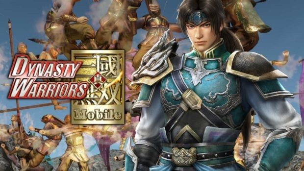 Dynasty Warriors Mobile tung trailer CG cực chất
