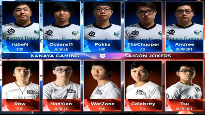 Video LMHT: Hightlight GPL ngày 8.8.2016 giữa Saigon Jokers và Kanaya Gaming