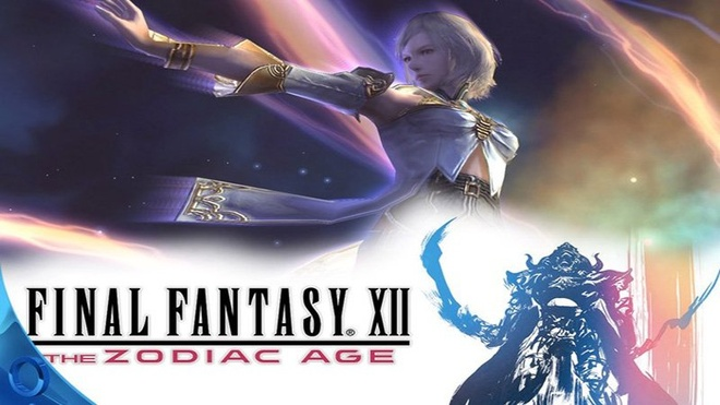 Rạo rực với trailer Final Fantasy XII: The Zodiac Age