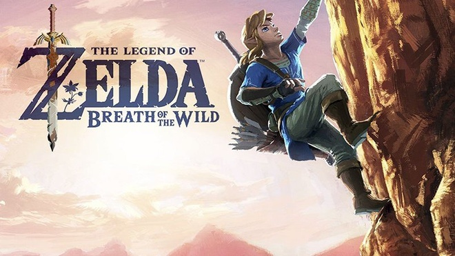 Thưởng thức trailer mới của The Legend of Zelda: Breath of the Wild