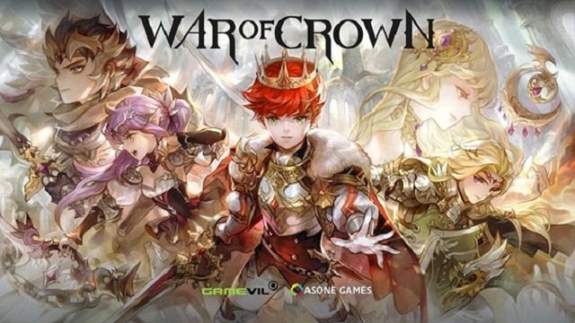 War Of Crown - 'siêu phẩm' từ Gamevil ấn định Closed Beta