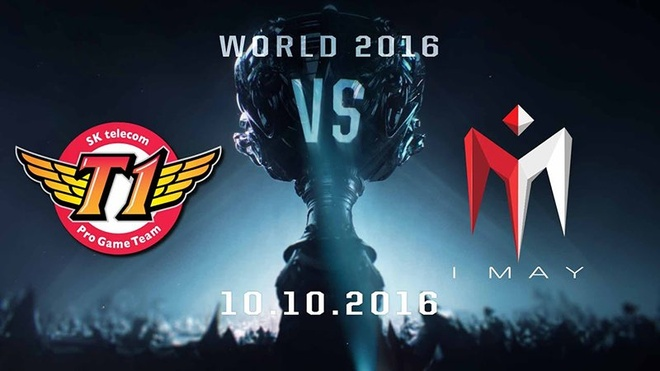 Video LMHT: Highlight SKT đè bẹp IM CKTG 2016