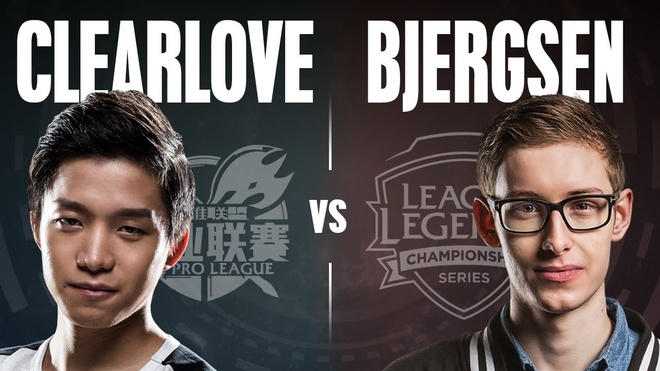 All-Star 2016: Bjergsen bất ngờ solo thua Clearlove