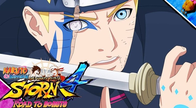 Naruto Shippuden: Ultimate Ninja Storm 4 - Road to Boruto tung gameplay hấp dẫn